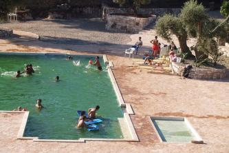 Piscine naturelle L'Hacienda