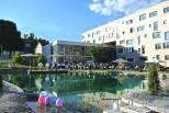Baignade naturelle - Hôtel Blumenhotel